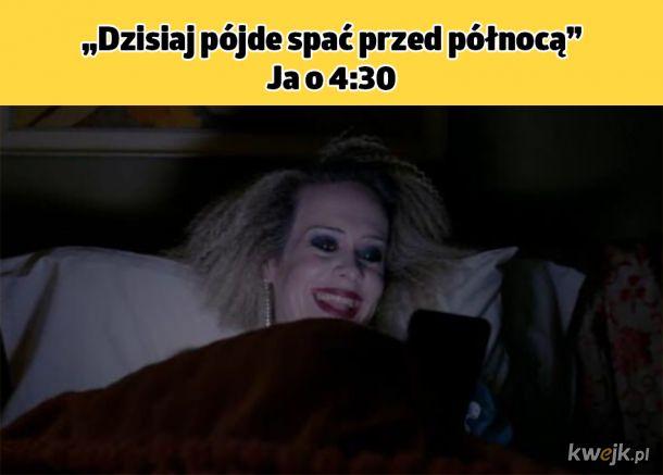 Każdej nocy