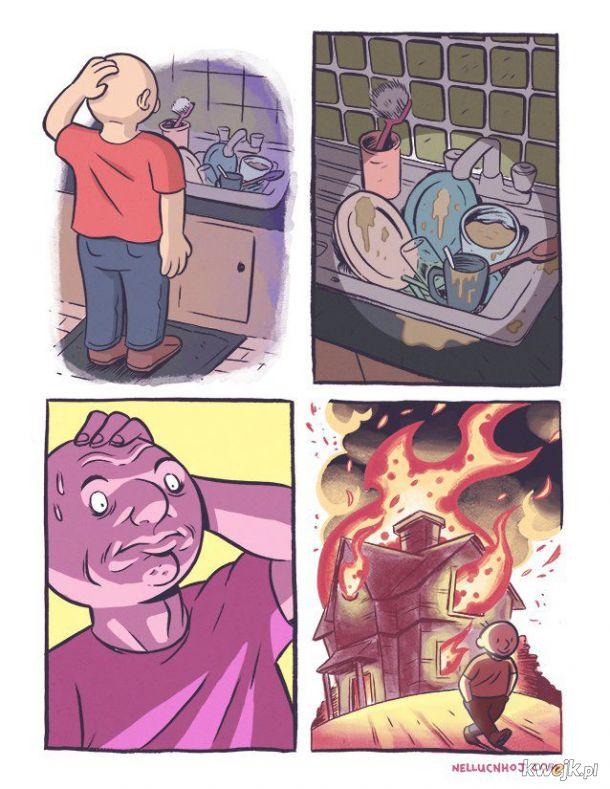 Zmywanie naczyń
