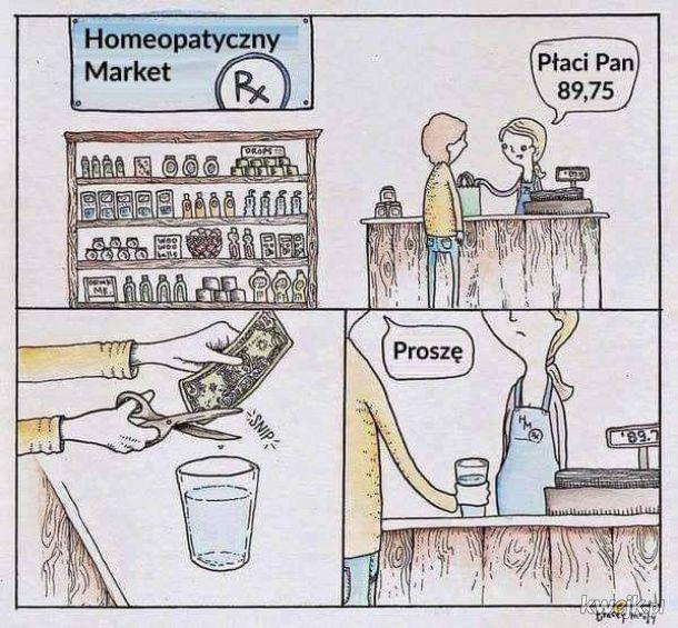 Homeopatia na całego