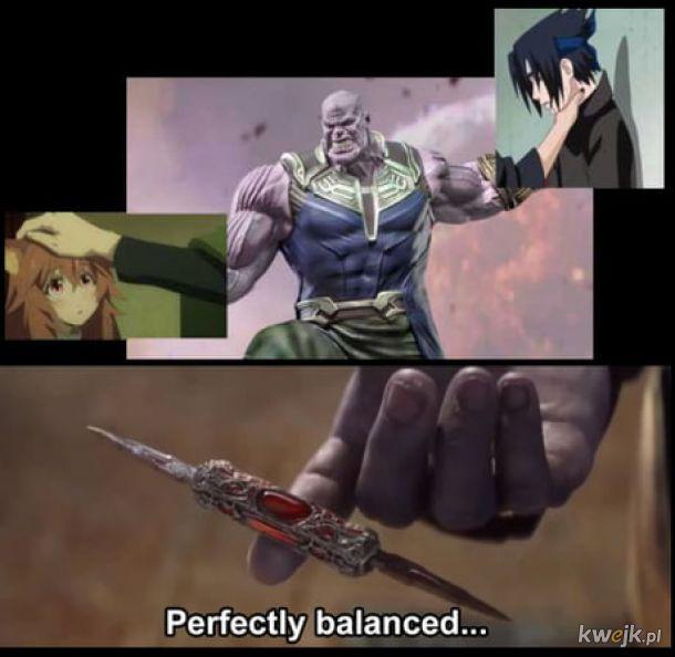 Równowaga.