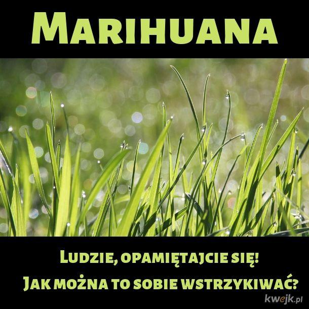 Twarde narkotyki są twarde i są narkotykami