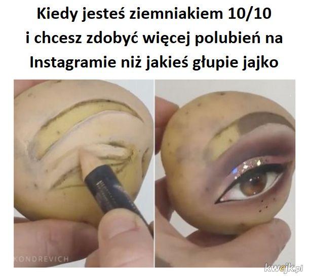 Nowa gwiazda Instagrama