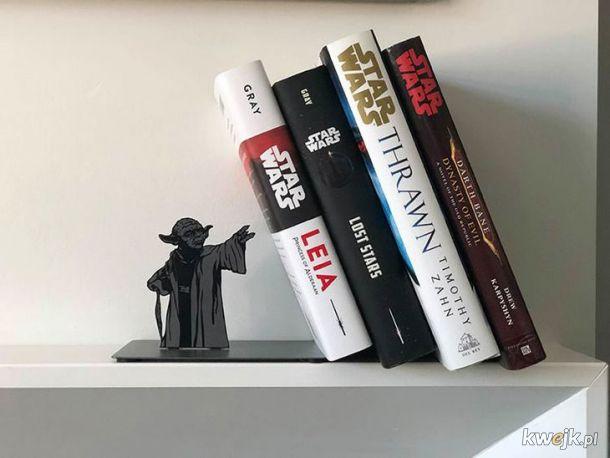Podstawka na książki