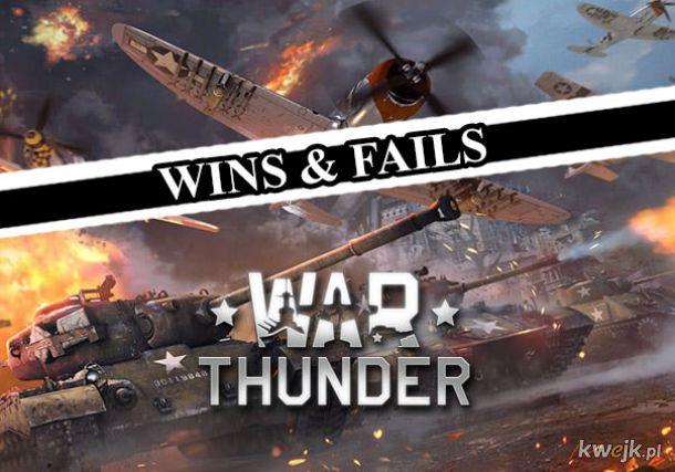 War Thunder - Wins & Fails  https://youtu.be/F-JxeOR186k