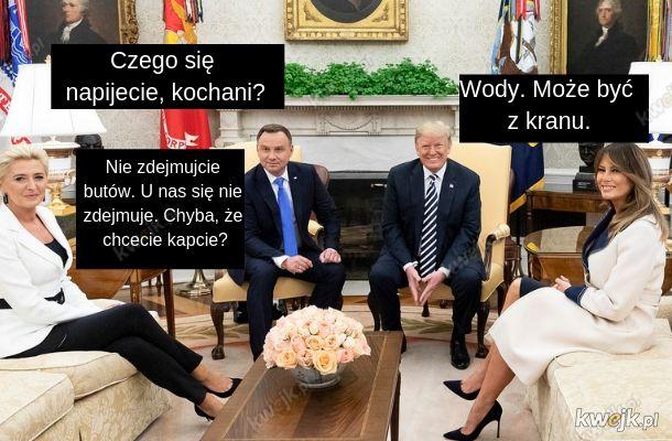 Wizyta w prawdziwie-polskim domu