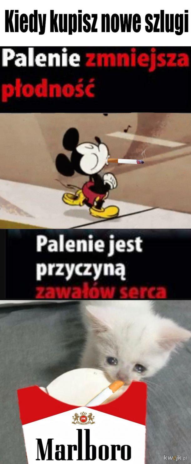 papierosy które jaram