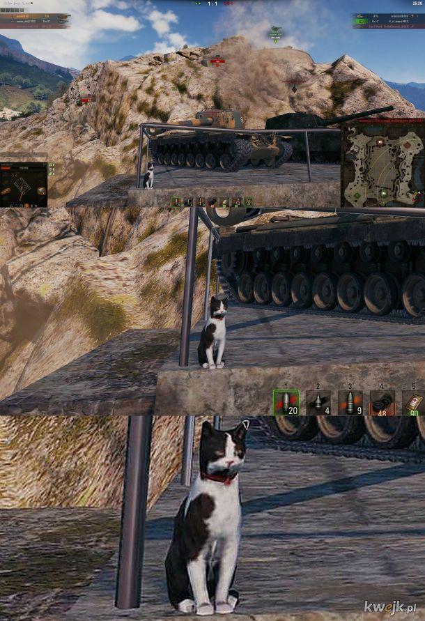 Tymczasem w World of Tanks