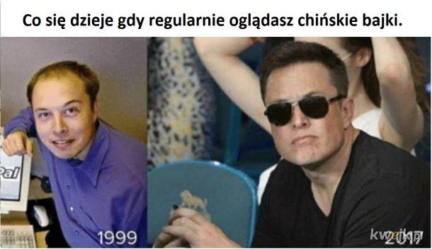 Elon Senpai.