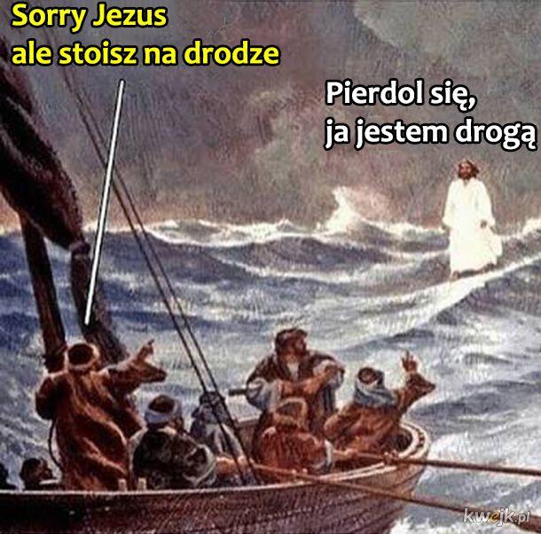Jezus mówi jak jest