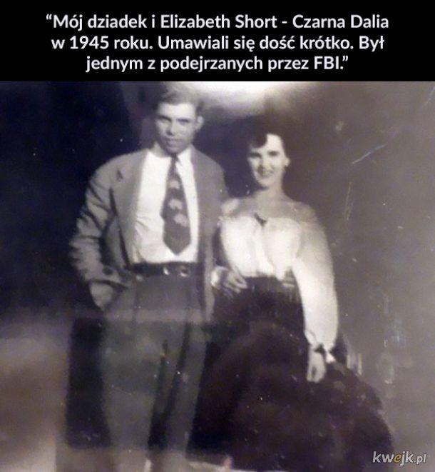 Ludzie, którzy na starych zdjęciach rodzinnych znaleźli celebrytów