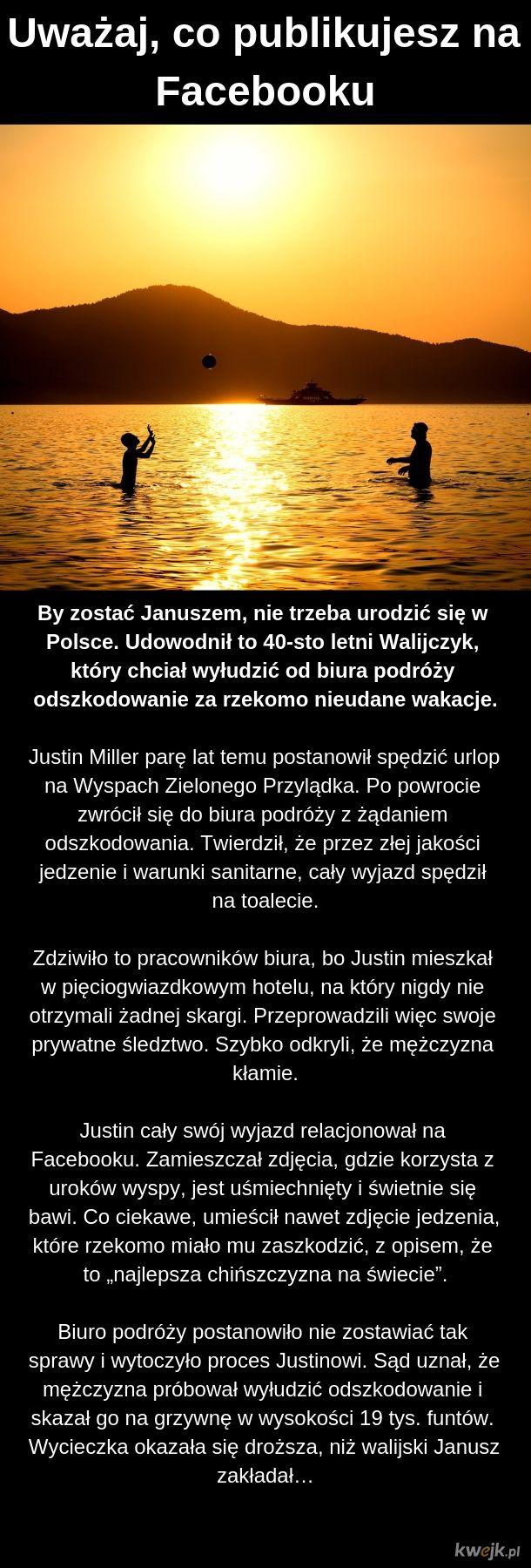 Co za Janusz!