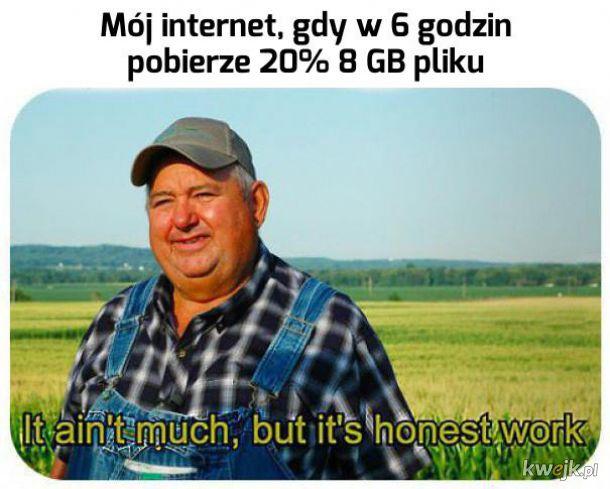 Mój internet