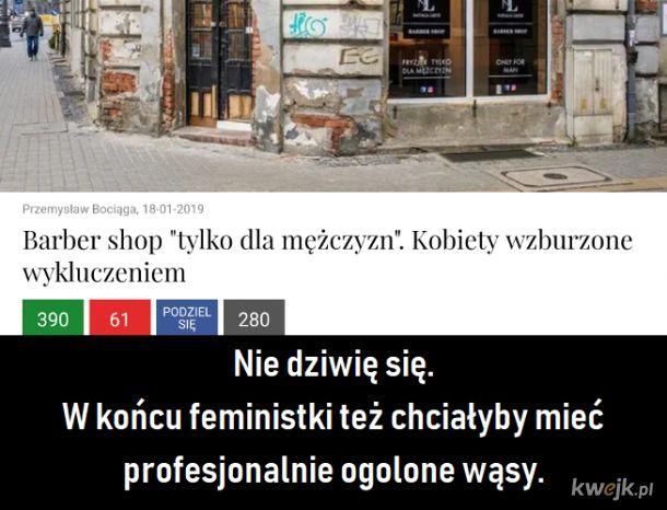 Feministki się buntują
