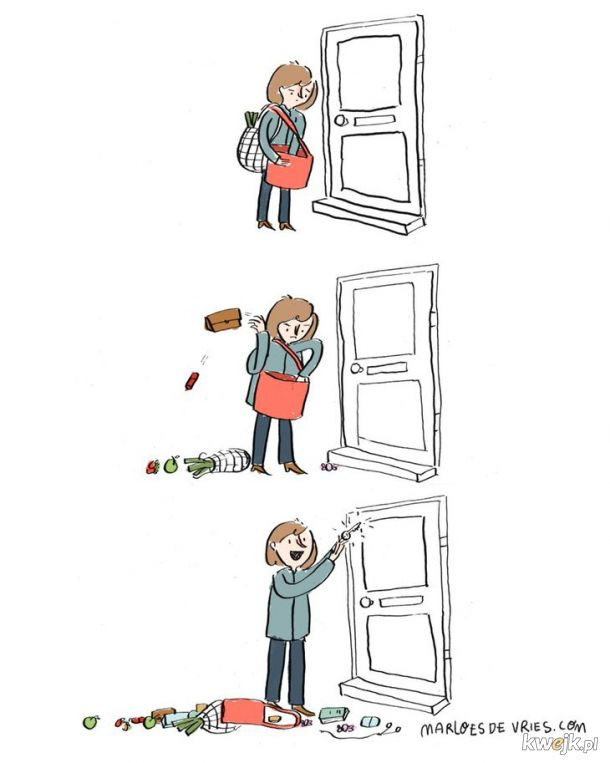 Kobiece torebki takie są