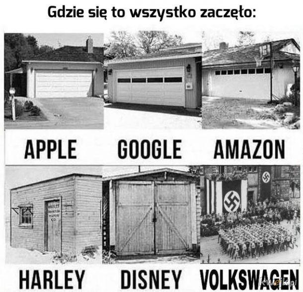Wielkie firmy z tradycjami