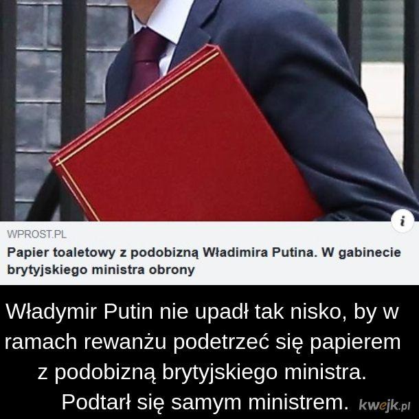 Co to znajdzie sie wtoalecie Putina od razu przekazywane jest przez TVP