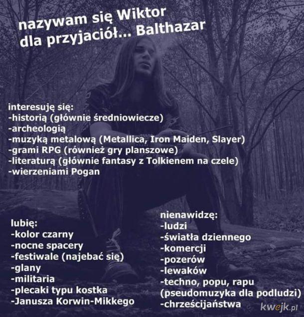 Wiktor Balthazar