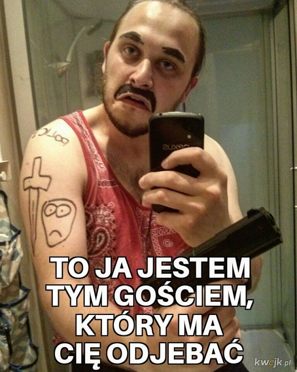POLSKI GANGSTER