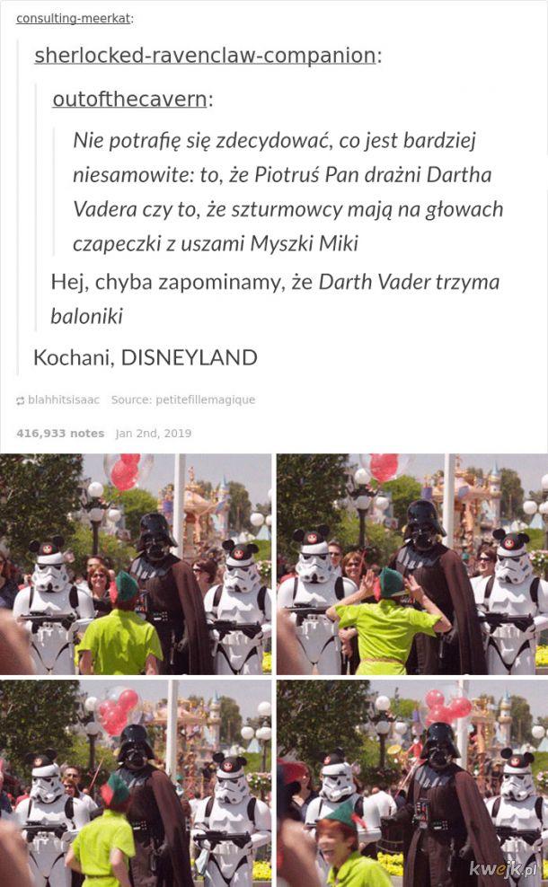 Dowody na to, że Disneylandy to naprawdę miejsca nie z tej ziemi