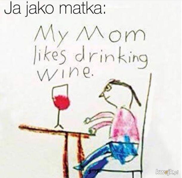 Ja jako matka
