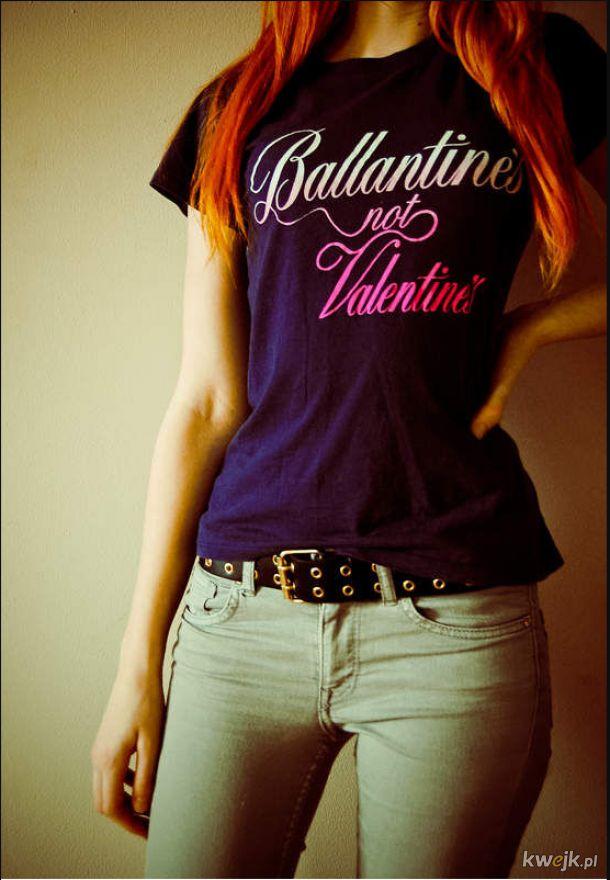 Ballantines not valentines