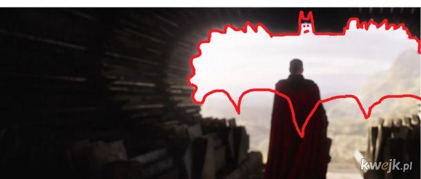Batman pokona thanosa!