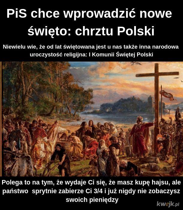 Święto Pierwszej Komunii Świętej Polski