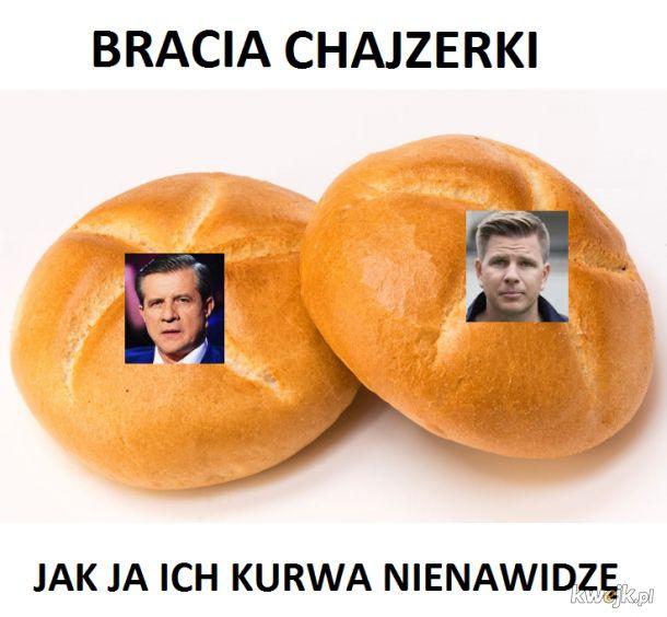 Bracia chajzerki