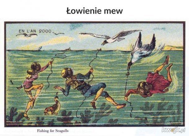 Jak 100 lat temu wyobrażano sobie przyszłość, obrazek 20