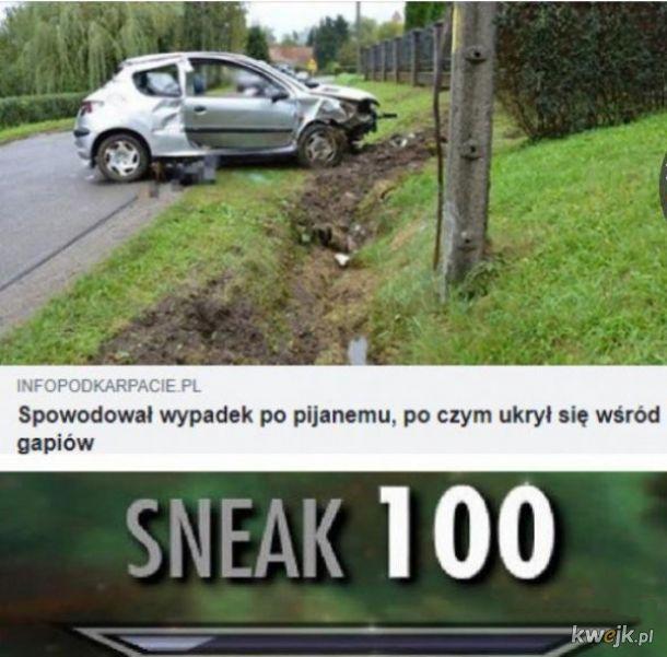 Ktoś ukradł samochód
