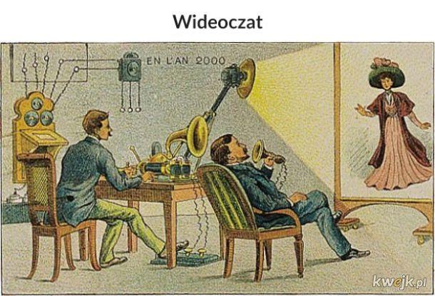 Jak 100 lat temu wyobrażano sobie przyszłość, obrazek 22