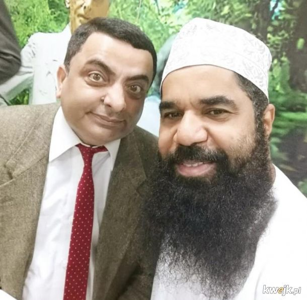 pakistański pan fasola