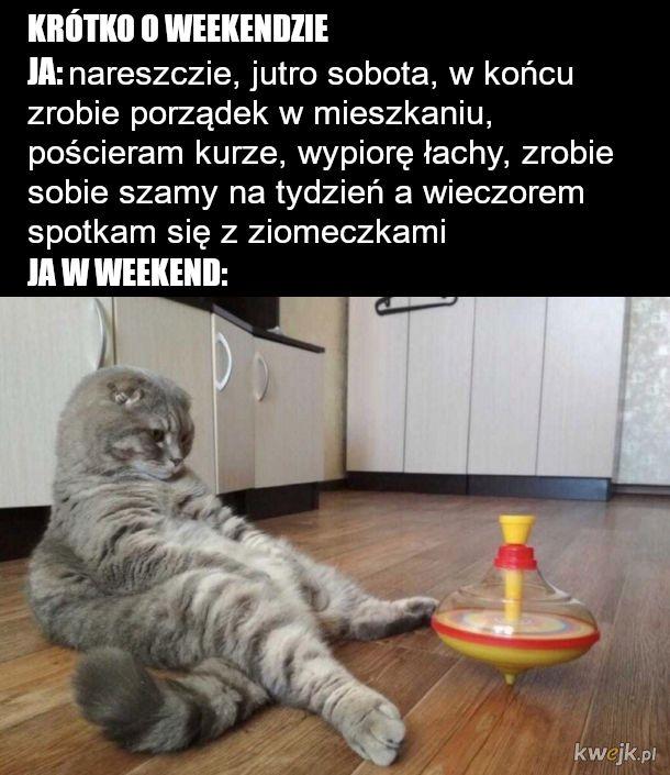 szalony weekend