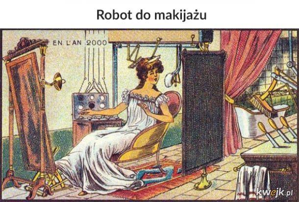 Jak 100 lat temu wyobrażano sobie przyszłość, obrazek 10