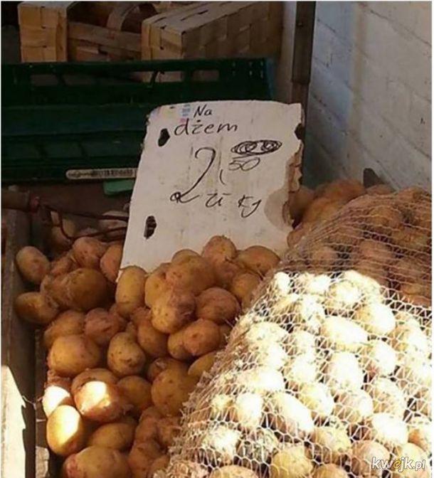 Dżemor z ziemniora