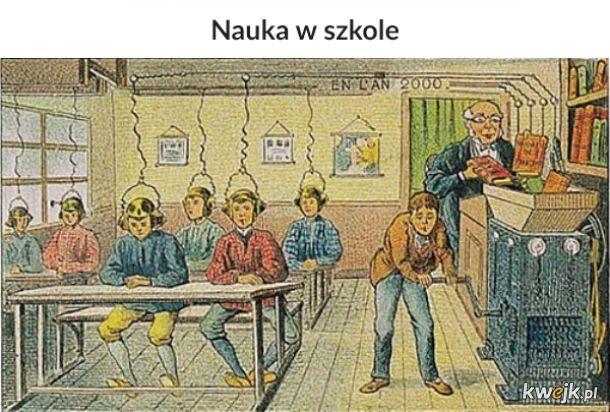 Jak 100 lat temu wyobrażano sobie przyszłość, obrazek 2