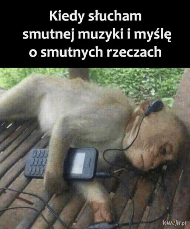 Smutny moment