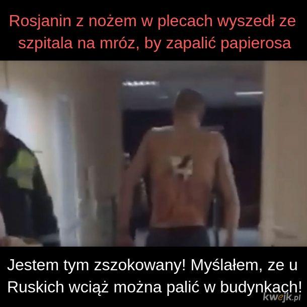 Rosjanie potrafią zaskakiwać!