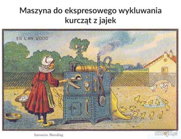 Jak 100 lat temu wyobrażano sobie przyszłość, obrazek 14