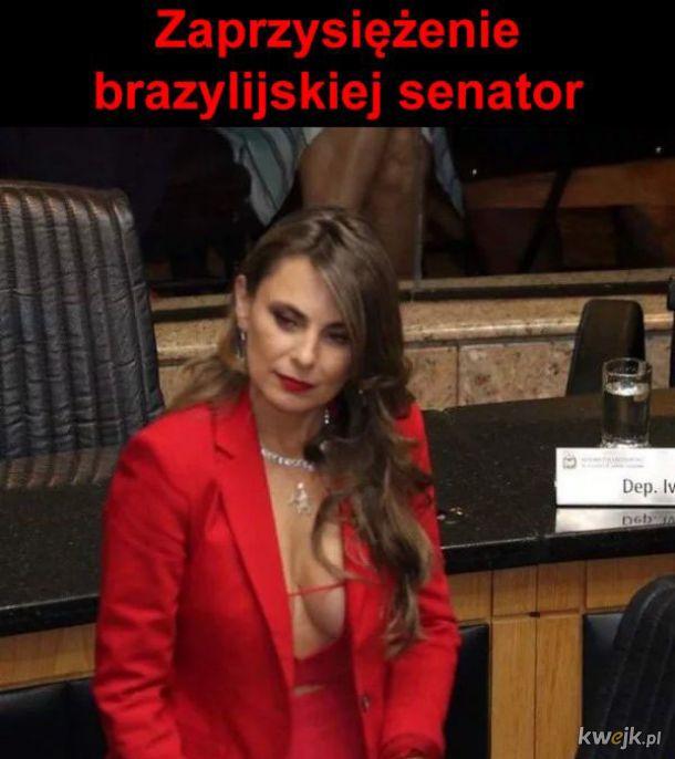 Dat senator