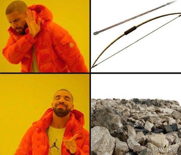 Jaką broń do walki z dinozaurami byś wybrał