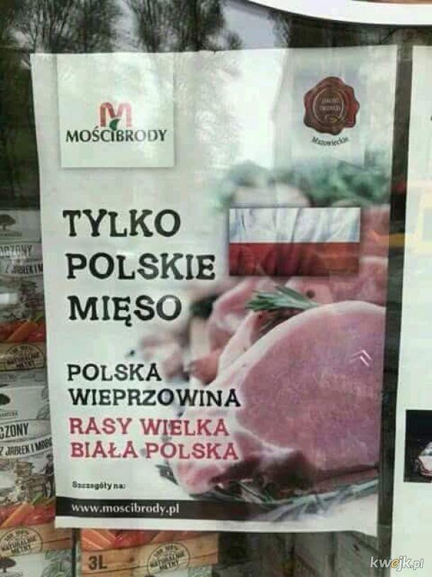Tylko polskie mięso