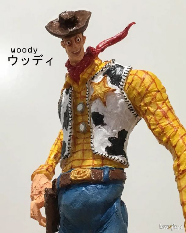 Figurki pewnego Japońskiego artysty, które najpewniej zrujnują Ci dzieciństwo