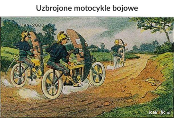 Jak 100 lat temu wyobrażano sobie przyszłość, obrazek 6