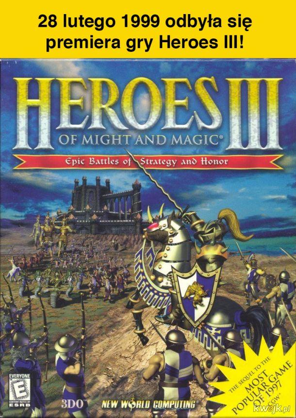 20 urodziny Heroes III