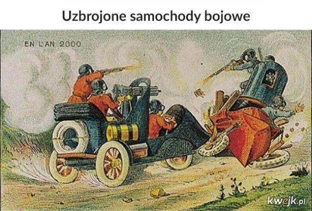 Jak 100 lat temu wyobrażano sobie przyszłość, obrazek 5