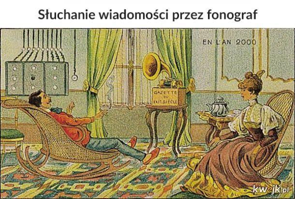 Jak 100 lat temu wyobrażano sobie przyszłość, obrazek 13