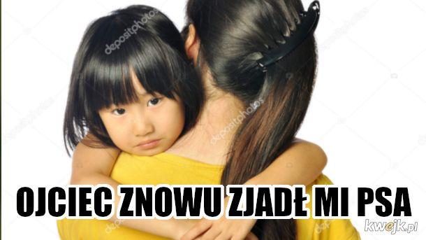 dlaczego płaczesz?