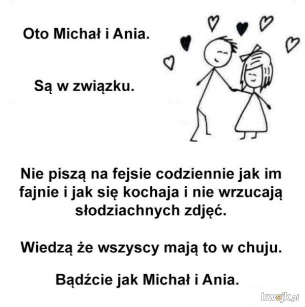 Michał i Ania