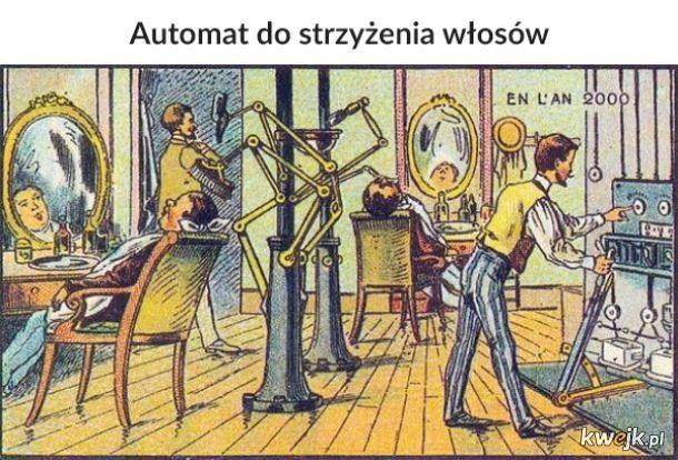 Jak 100 lat temu wyobrażano sobie przyszłość, obrazek 9